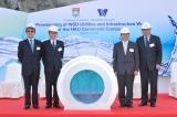 Handover Ceremony of WSD Utilities and Infrastructure Works