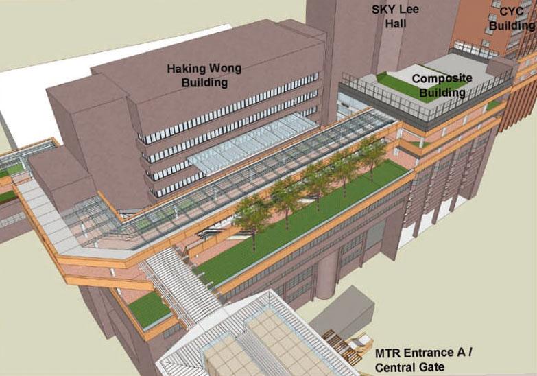 Composite House Construction : Hku centennial campus