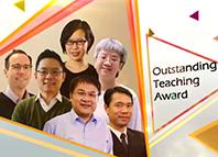 Outstanding Teaching Award (Individual)