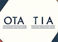 Outstanding Teaching Award and Teaching Innovation Award