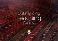 Outstanding Teaching Award