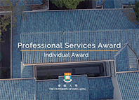 Professional Services Award (Individual)
