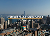 Professional Services Award (Team)