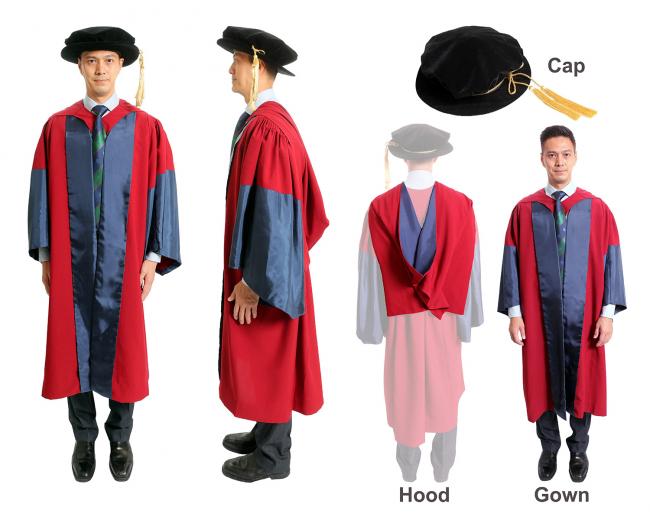 Robe PhD