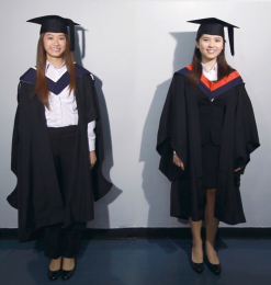 Suggested Attire Academic Dress Hku Ordinary Degrees Congregation