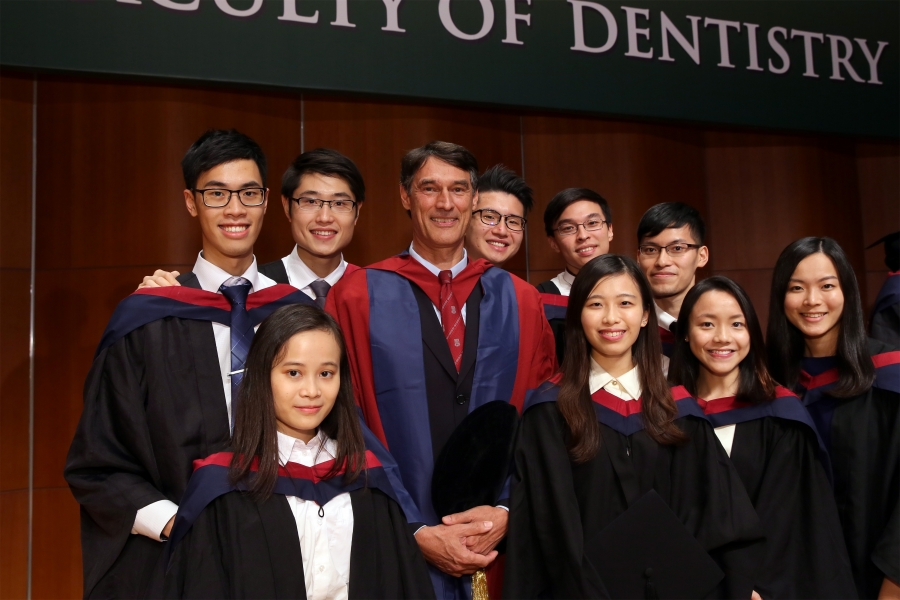 Photo Gallery - HKU - Ordinary Degrees Congregation