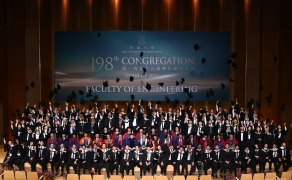 Photo Highlights of the 198th Congregation (2017)