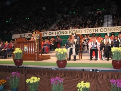 Photo Highlights of the 176th Congregation (2007)