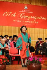 Ms Bow Sui May, Doctor of Social Sciences <i>honoris causa<i>