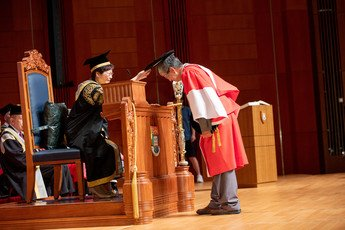 Conferment of the degree of Doctor of Science <i>honoris causa</i> upon Professor TANG Ching Wan